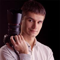 Фотограф Дмитрий Малышев